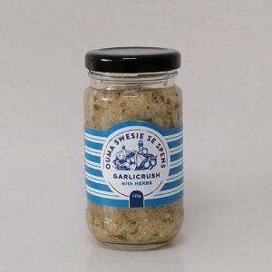 Garlicrush Herb