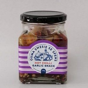 Hot Chili Garlic