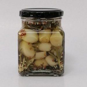 Garlic & Herbs