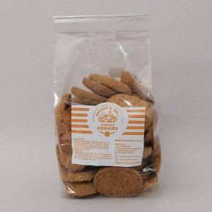 Crunchie Cookies