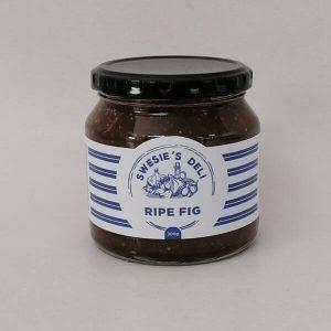 Ripe Fig Jam